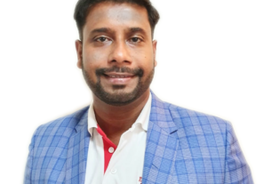 Rajesh Nair, Founder & CEO, EarnWealth